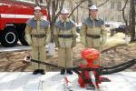 В Йошкар-Оле открылась пожарно-техническая выставка