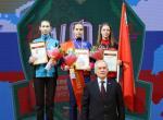 Спортсменка из Марий Эл завоевала двойное серебро на чемпионате России по пожарно-спасательному спорту