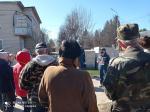 Встреча с жителями поселка Нолька