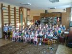 Состоялось профилактическое мероприятие по пожарной безопасности в детском саду №41 «Василинка».