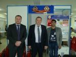 Участие МРО ВДПО в «Торгово-строительной  выставке- ярмарке товаров и услуг «Строим дом!».