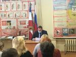 VIII внеочередная конференция Марийского республиканского отделения Общероссийской общественной организации «Всероссийское добровольное пожарное общество».